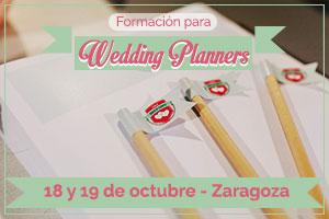 curso wedding planner octubre