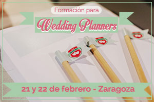 formación para wedding planners