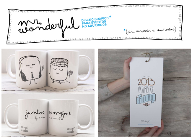 Sorteo de Mr Wonderful en Bodas de Cuento. Participa ya!