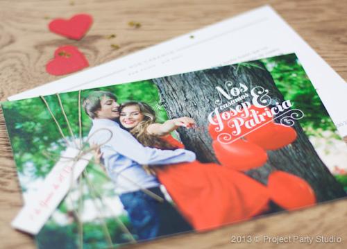 PPS Invitaciones de boda