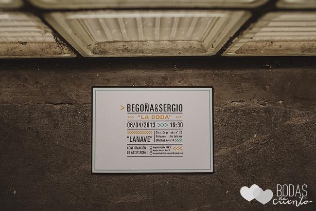 invitaciones de una boda industrial 10