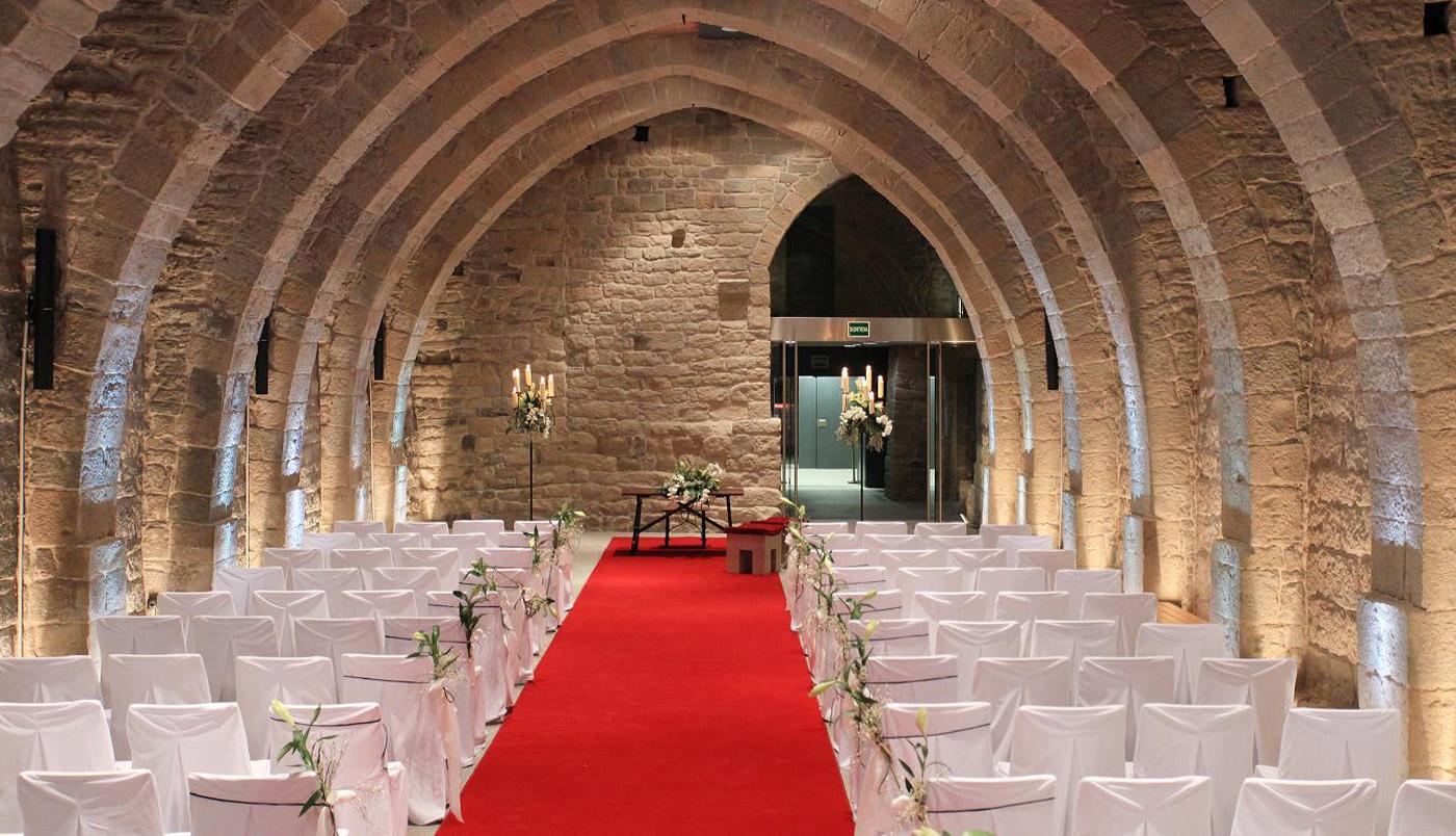 lugares bonitos para casarse en catalu a bodas de cuento