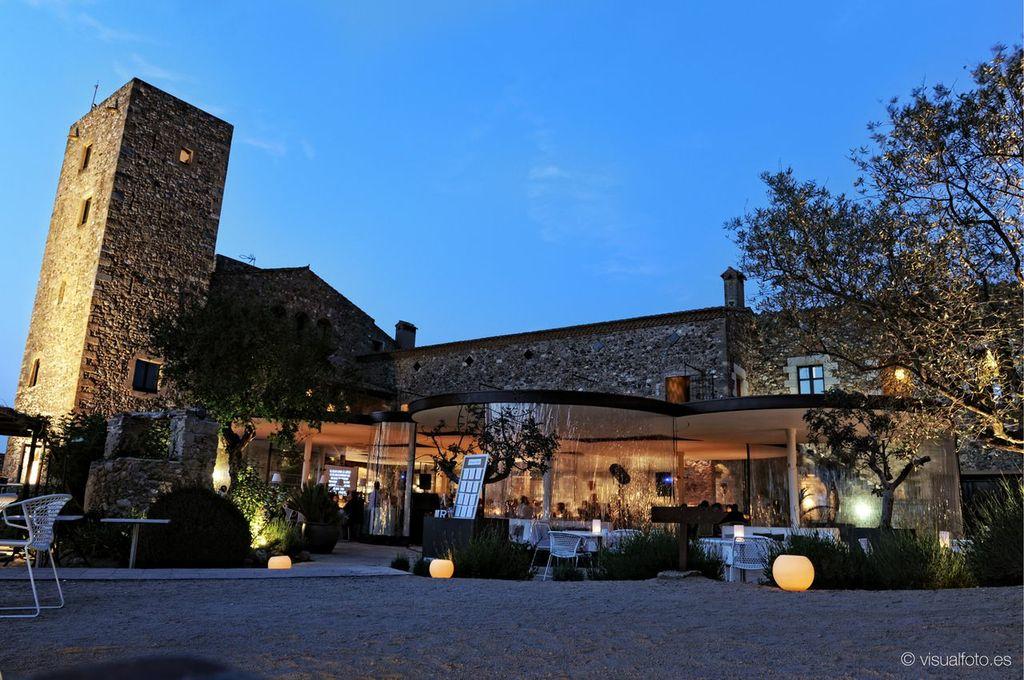 Lugares bonitos para casarse en catalu a bodas de cuento - Sitios para bodas en madrid ...