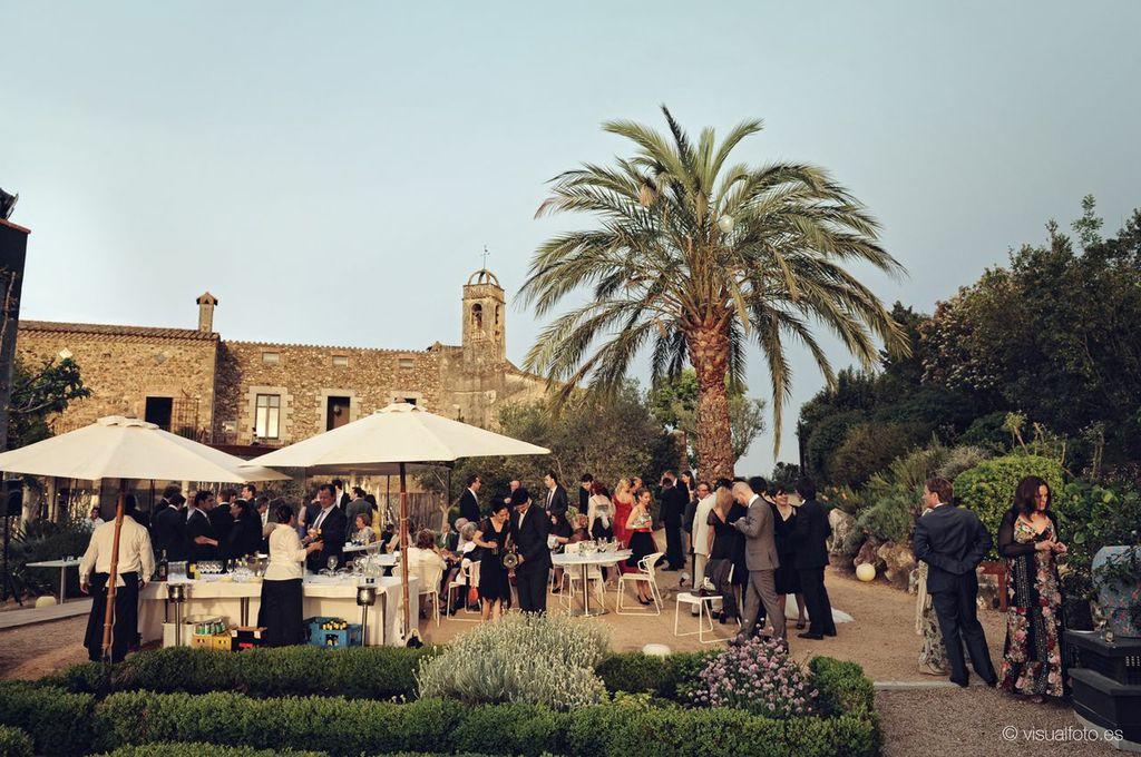 Lugares bonitos donde casarse en Cataluña