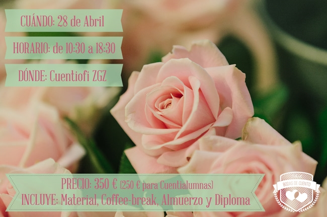 Taller de decoración floral para wedding planners