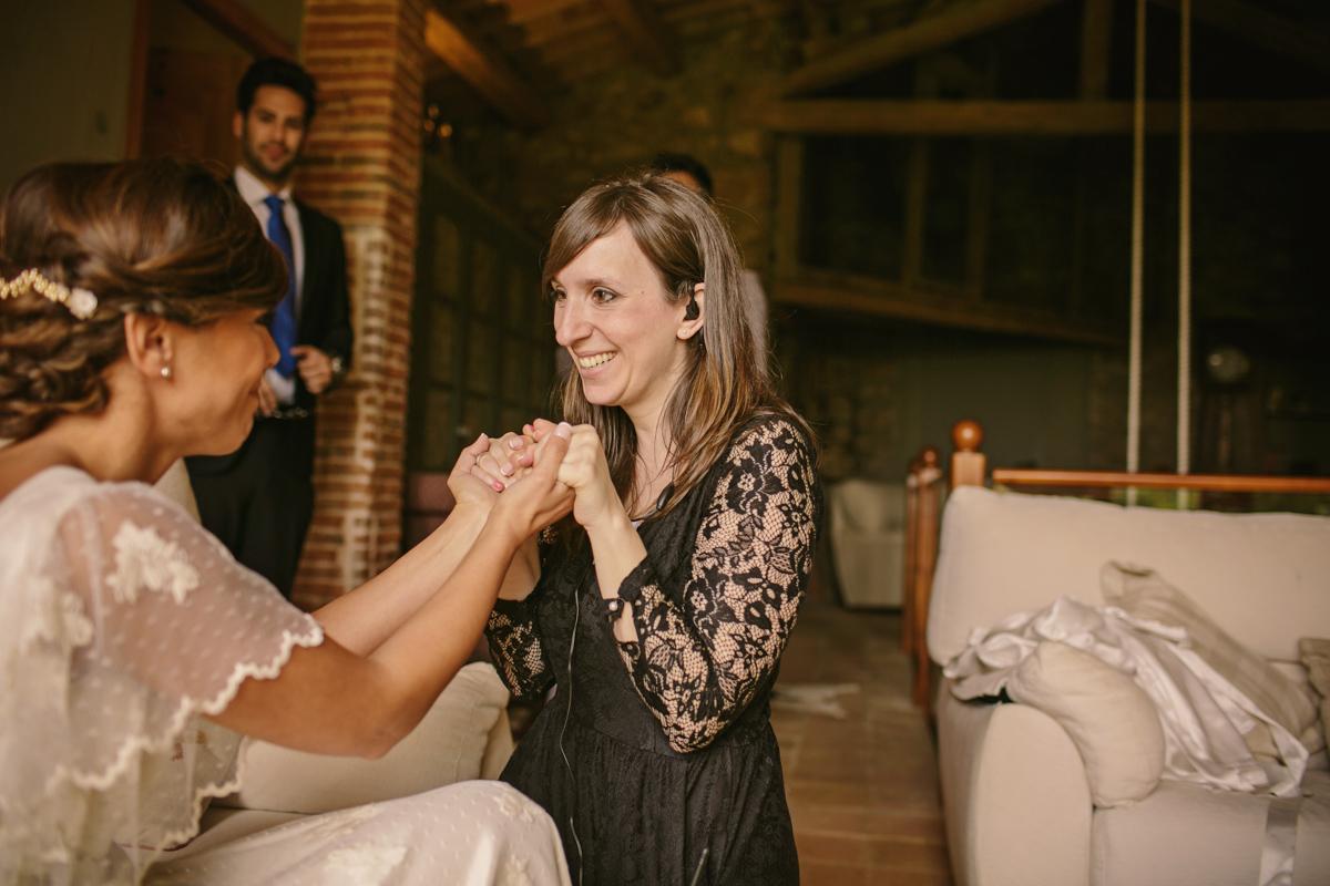 Boda campestre Bodas de Cuento wedding planners