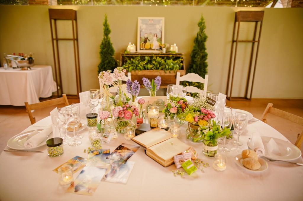 la boda campestre de ana y roberto una cuentiboda con