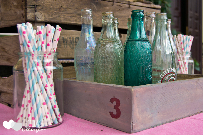 mesa de limonada, Bodas de Cuento wedding planner, Boda Madrid