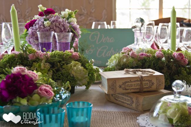 Decoración bodas, Bodas de Cuento Wedding planner, Boda Madrid, Castillo de Viñuelas