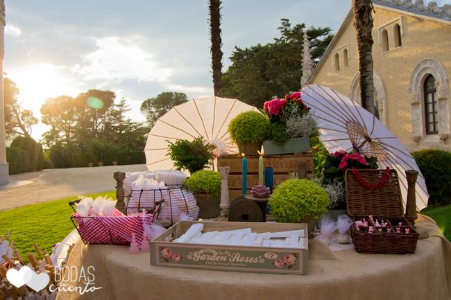 Ideas para bodas. Bodas de Cuento Madrid wedding planner, Castillo de Viñuelas