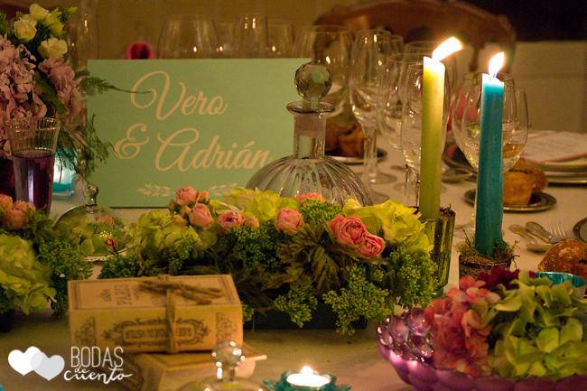 Decoración Bodas de Cuento Madrid wedding planner, Castillo de Viñuelas