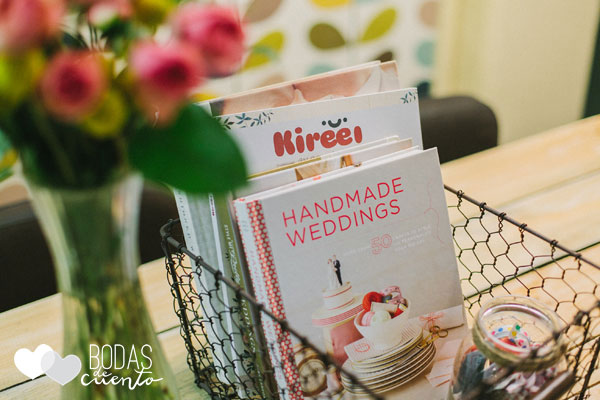 Oficina Zaragoza Bodas de Cuento The Wedding Designers