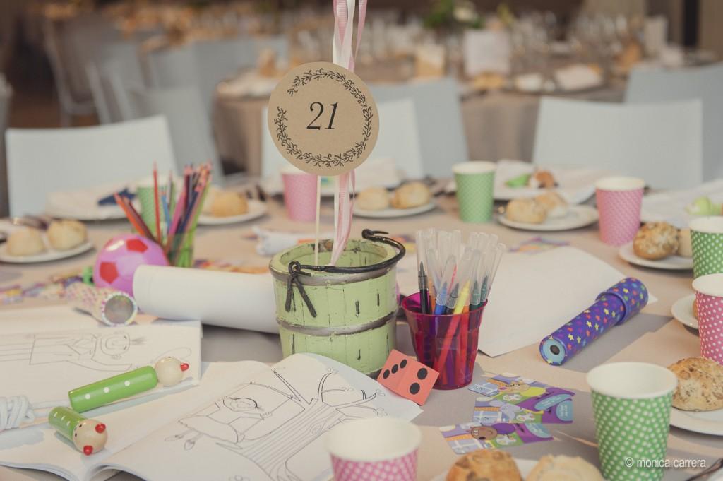 La boda de maria y rub n en l rida bodas de cuento - Ideas para decorar mesas de chuches ...