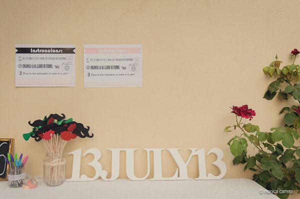Bodas de Cuento Wedding Planner Barcelona. {Foto Mònica Carrera} www.bodasdecuento.com