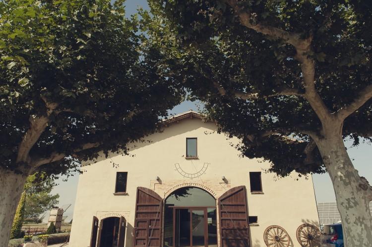 Organización y diseño: Bodas de Cuento wedding planners. Boda en Lleida, foto Iolanda Sebé www.bodasdecuento.com