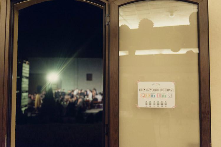 Organización y diseño: Bodas de Cuento Wedding Planners, Decoración Boda Lleida, foto Iolanda Sebé. www.bodasdecuento.com