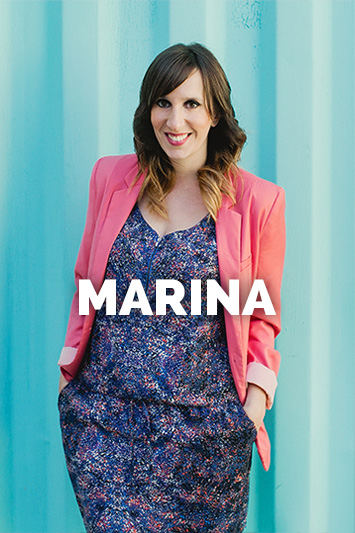 Marina - Bodas de Cuento Barcelona