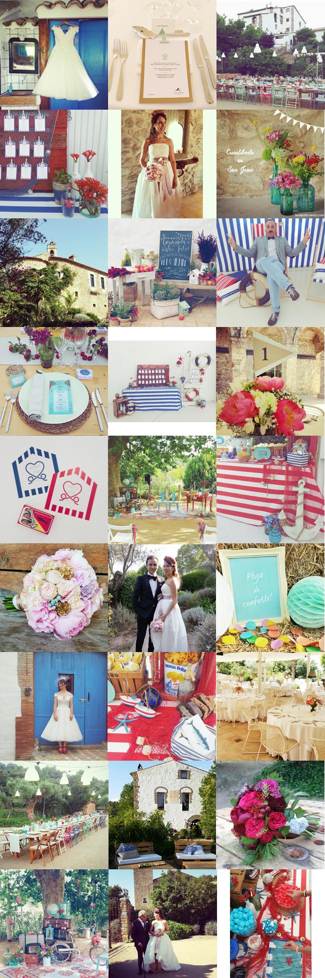 Organización de Bodas Wedding Planner Valencia, Girona y Tarragona www.bodasdecuento.com