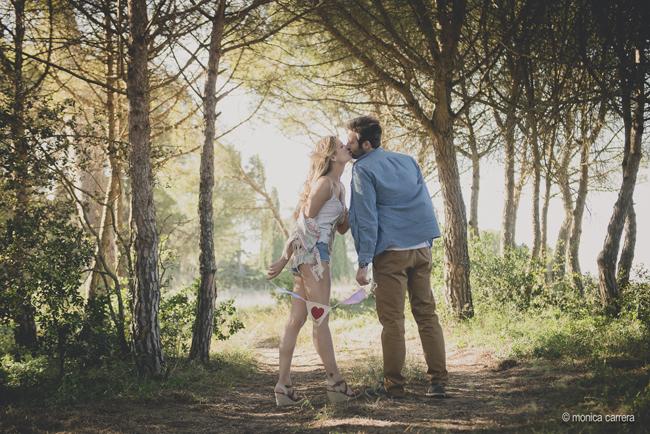 Wedding Planner Girona www.bodasdecuento.com. Preboda por Mónica Carrera