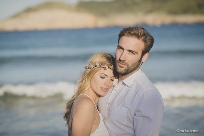 Wedding Planner Girona www.bodasdecuento.com.Preboda en la Costa Brava por Mónica Carrera