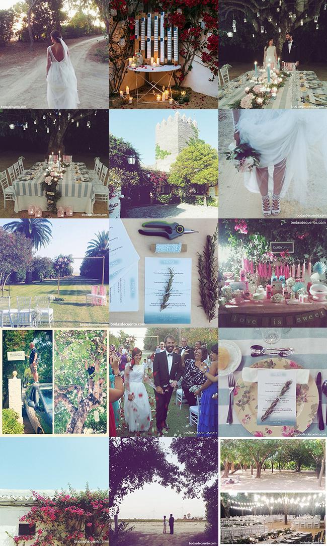 diseño y organización de bodas jerez