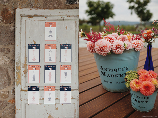 www.bodasdecuento.com decoración de bodas en Barcelona