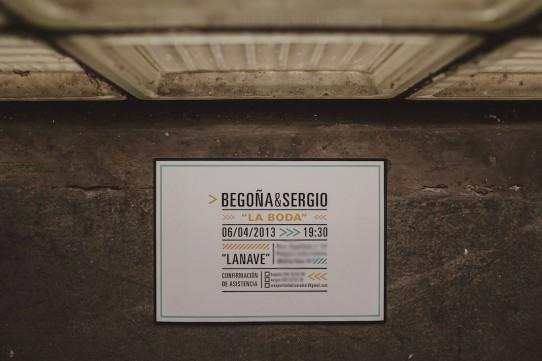 invitaciones boda industrial www.bodasdecuento.com