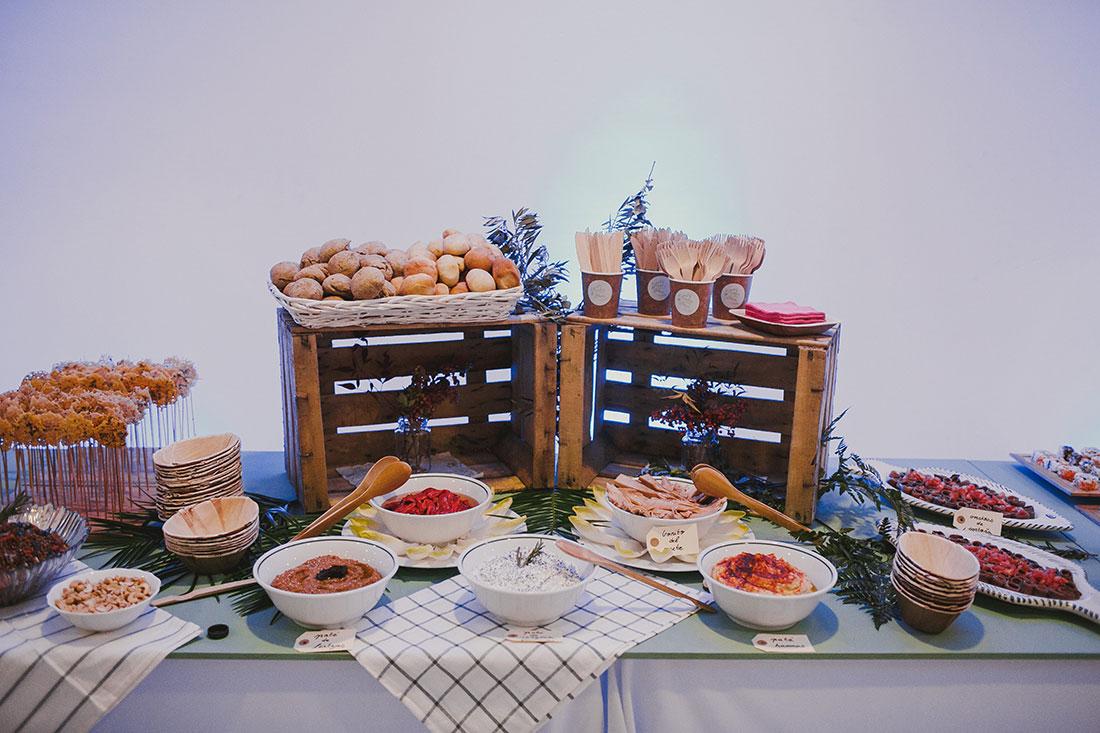 buffet boda madrid www.bodasdecuento.com