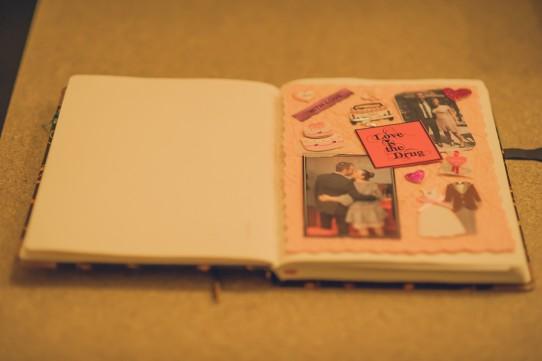 libro de firmas boda zaragoza www.bodasdecuento.com