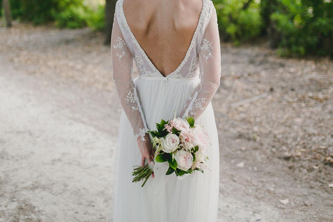 ramo-romántico-de-novia-www.bodasdecuento.com