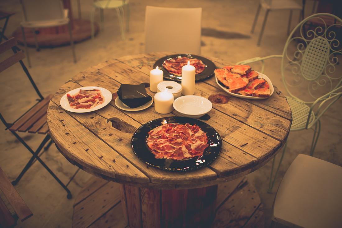 mesa boda industrial www.bodasdecuento.com