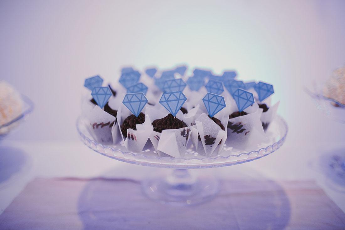 cake toppers de diamantes www.bodasdecuento.com