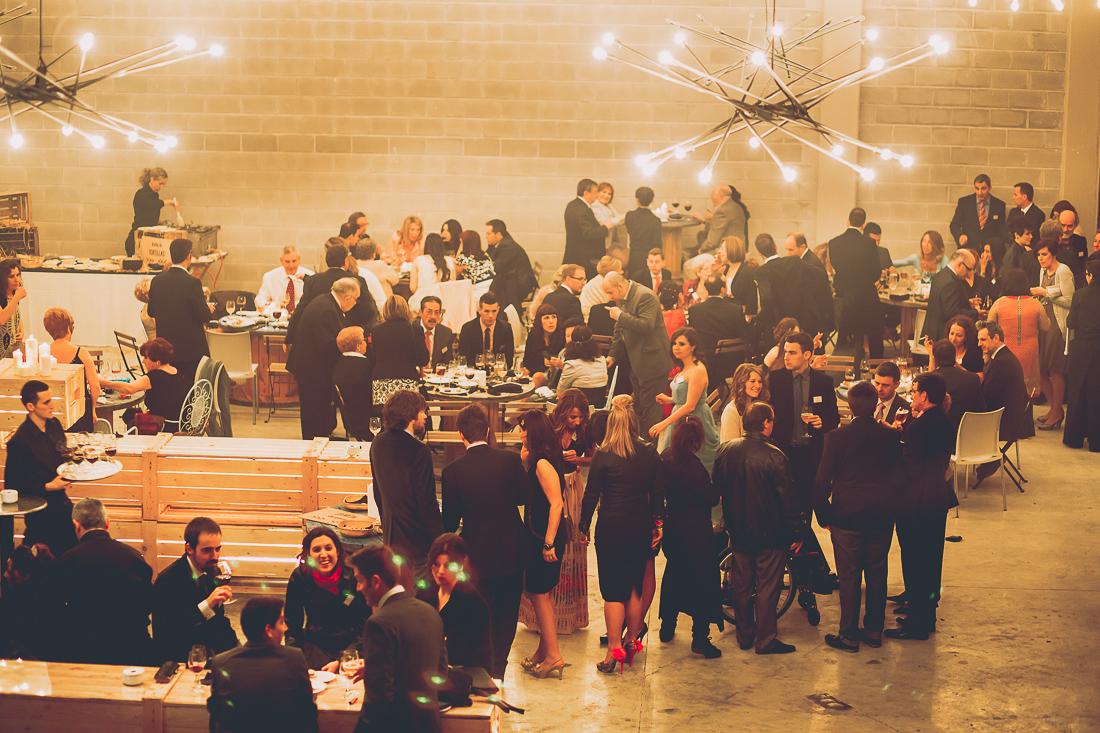 lámpara boda industrial www.bodasdecuento.com