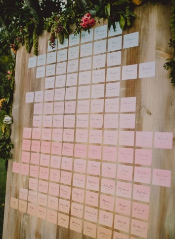 sitting plan boda zaragoza www.bodasdecuento.com