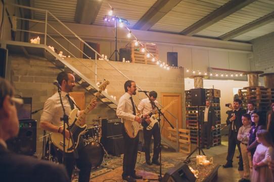 concierto boda industrial www.bodasdecuento.com