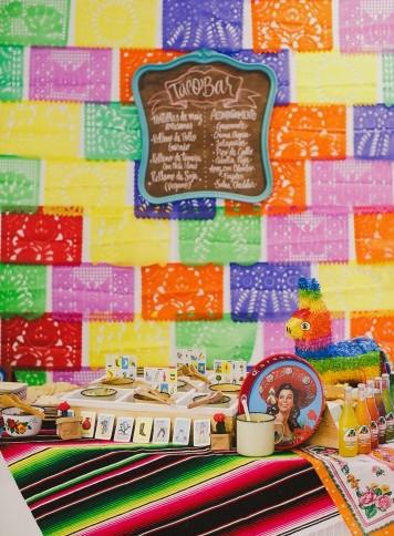 buffet de tacos boda madrid www.bodasdecuento.com