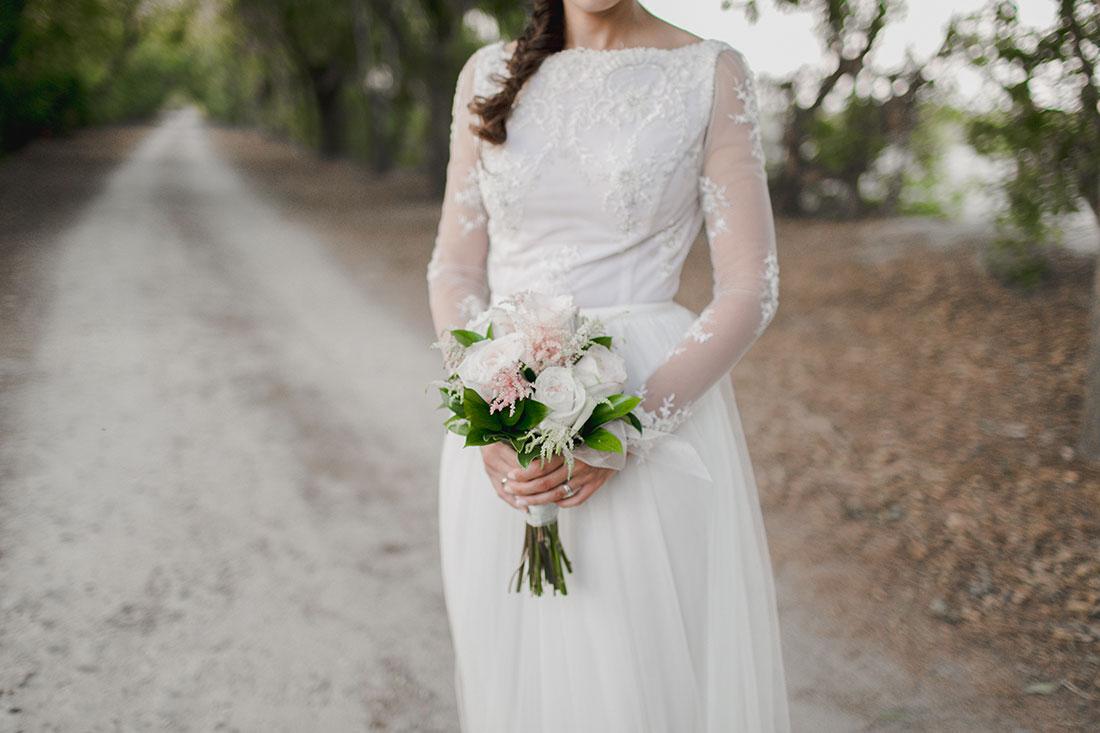 novia-y-ramos-románticos-www.bodasdecuento.com