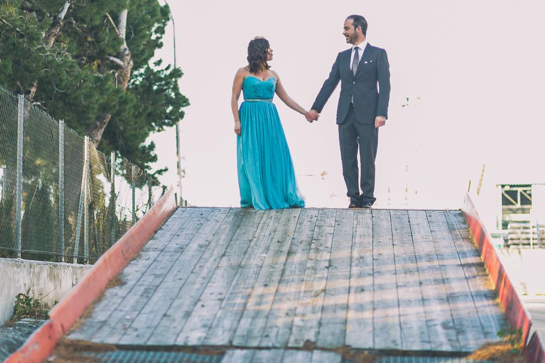novios modernos zaragoza www.bodasdecuento.com