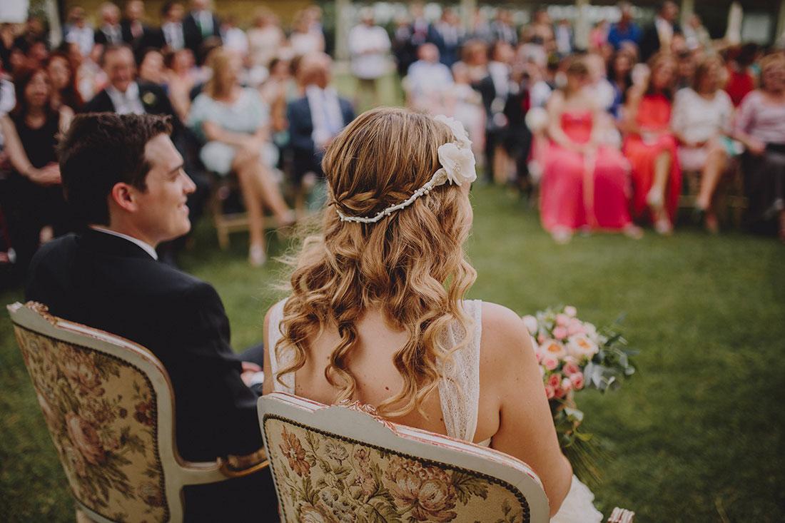 novios en ceremonia civil santa ana www.bodasdecuento.com
