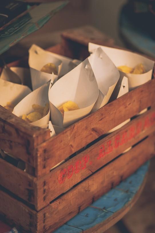 caja de madera boda www.bodasdecuento.com