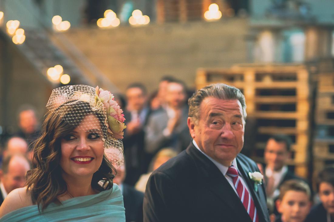 industrial bride www.bodasdecuento.com