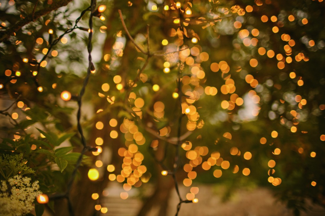 luces mágicas boda www.bodasdecuento.com
