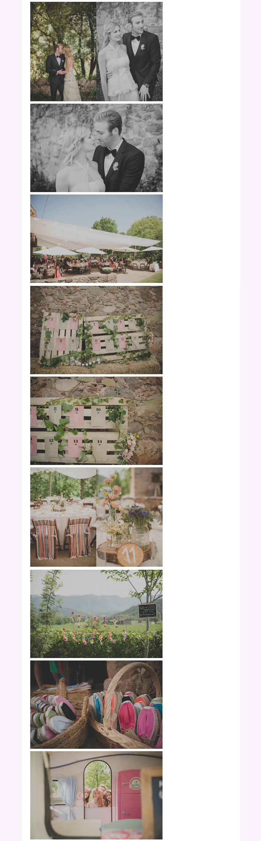 bodas de cuento love and lavender