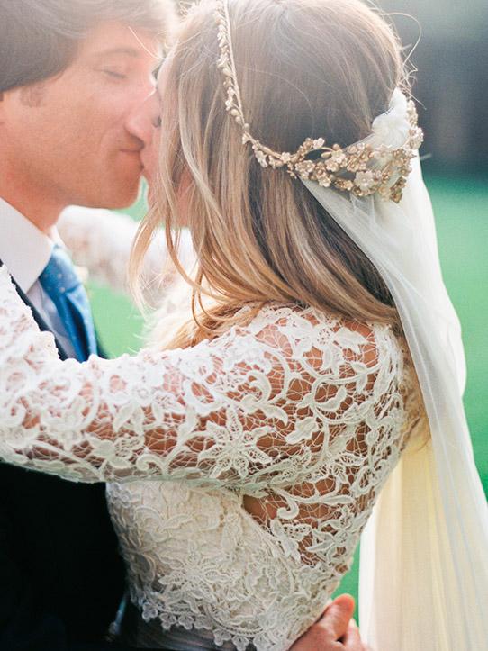 fotografia novios romántica www.bodasdecuento.com
