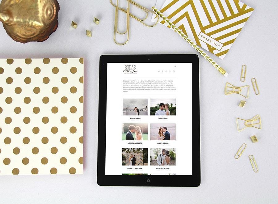 Bodas de cuento wedding planners >>> NUEVA WEB <<< www.bodasdecuento.com