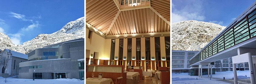 salón bodas panticosa