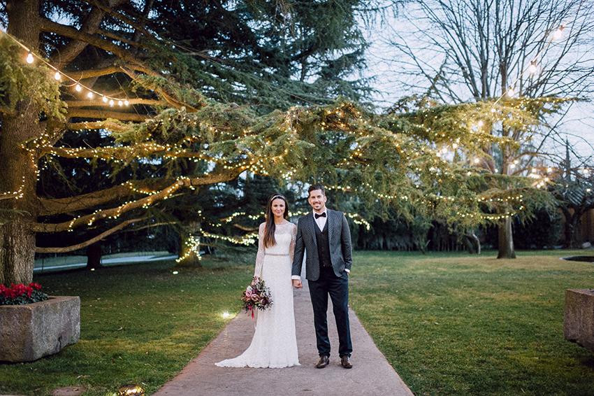 guirnaldas de luz bodas www.bodasdecuento.com
