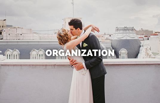 organization wedding planner www.bodasdecuento.com