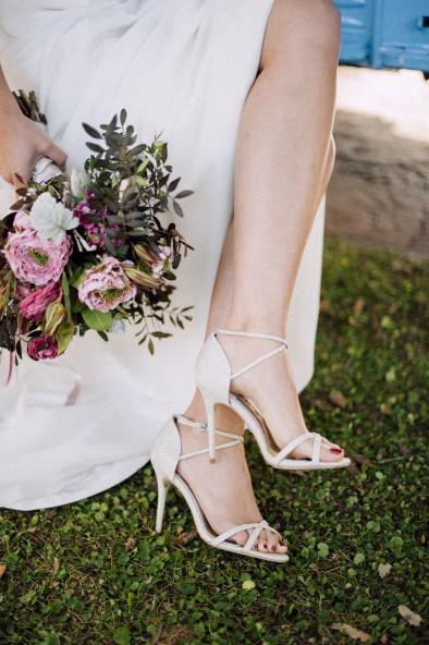 zapatos de novia mr right bcn www.bodasdecuento.com