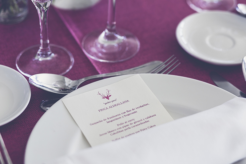 menu plato boda www.bodasdecuento.com
